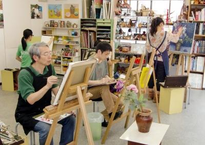 絵画教室アトリエ・ピッコロ(絵画スクール|所沢市)TEL:04-2939 ...